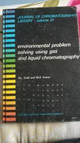 JOURNAL OF CHROMATOGRAPHY LIBRARY-VOLUME 21(色彩谱杂志)实物图
