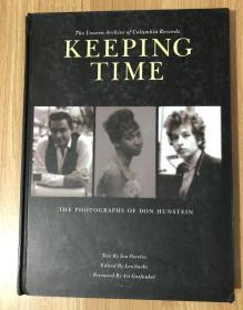 Keeping Time: The Photographs of Don Hunstein 9781608872244