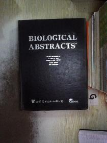BIOLOGICAL ABSTRACTS 2002 VOLUME.109(19) 生物文摘2002年第109卷(19) 编号 (032)