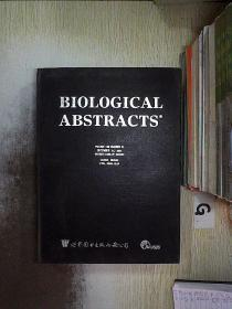 BIOLOGICAL ABSTRACTS 2001   VOL 108  (23) 生物文摘2001年第108卷(23)