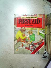 HELP YOURSELF BOOKS FIRST AID  自便书本急救 大16开   03