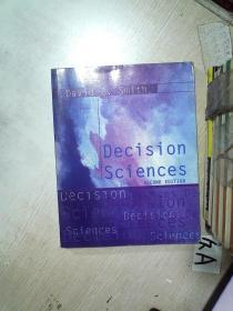 DECISION SCIENCES SECOND EDITION  决策科学第二版 大16开   02