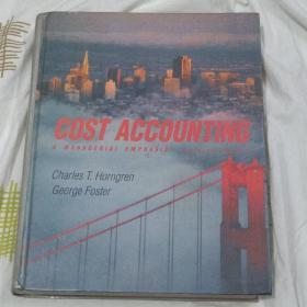 Cost Accounting: A Managerial Emphasis seventh Edition