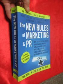 The New Rules of Marketing and PR    (小16开)   【详见图】