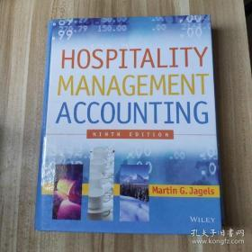 Hospitality Management Accounting 酒店管理会计 英文原版9版
