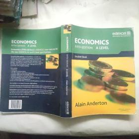 ECONOMICS FIFTH  EDITION A LEVEL 16开平装