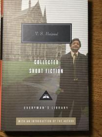 Collected short fiction by V.S. Naipaul 奈保尔短篇小说集 Everyman's Library 人人文库