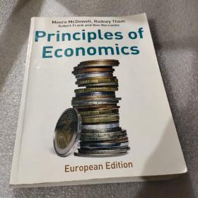 Moore Mcdowell rodney thom robert frank and ben bernanke Principles of economics european edition