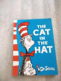 Cat in the Hat (Dr Seuss Green Back Books)[戴高帽的猫(苏斯博士绿背书)]