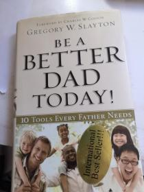 BE A BETTER DAD TODAY【签名本】