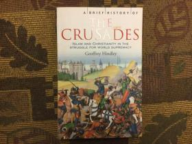 A Brief History of the Crusades 2003插图本,九五品,稀少