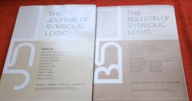 the  journal  of  symbolic  logic 两册合售