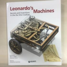 Leonardo,sMachines Secrets and invention in the da Vinci Codices