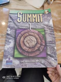 Summit 1: English for Todays World [With CDROM]