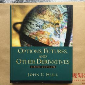 Options, Futures and Other DERIVATIVES 有光盘