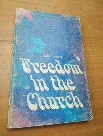 freedom in the church