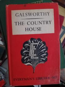 GALSWORTHY THE COUNTRY HOUSE 乡村别墅