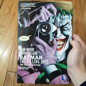Batman:The Killing Joke, Deluxe Edition 英文原版精装