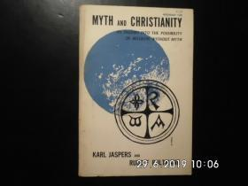 神话与基督教,无神话宗教可能性研究 Myth & Christianity: An Inquiry Into The Possibility Of Religion Without Myth