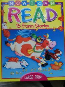 NOW I CAN READ 15 Farm Stories