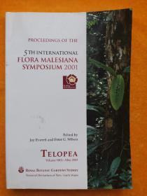 PROCEEDINGS OF THE 5TH INTERNATIONAL FLORA MALESIANA SYMPOSIUM 2001