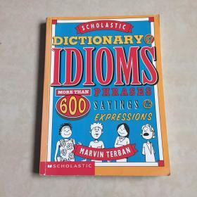 dictionary of idioms and catch phrase