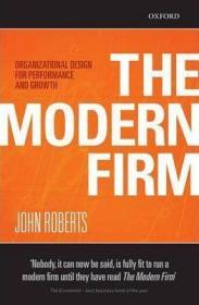 现代公司:为了业绩和成长性的组织设计 The Modern Firm: Organizational Design for Performance and Growth
