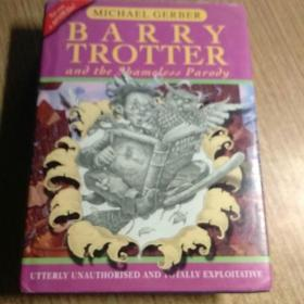Barry Trotter and the Shameless parody: