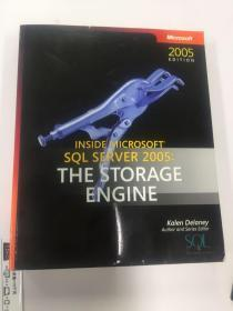 Inside Microsoft SQL Server 2005:The Storage Engine