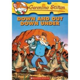 Geronimo Stilton #29: Down and Out Down Under  老鼠记者系列#29:落魄的澳洲之旅