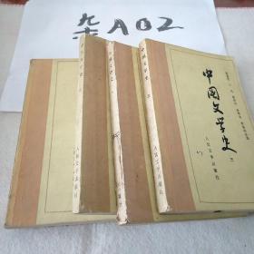 中國文學史(一二三四全 )
