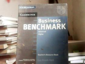 Business BENCHMARK Advanced Higher Teachers Resource Book