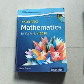 Extended mathematics for Cambridge lgcse