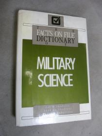 the  facts on file dictionary of military science