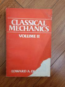 CLASSICAL   MECHANICS   volume  2