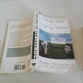 The Art of the Long View:Planning for the Future in an Uncertain World