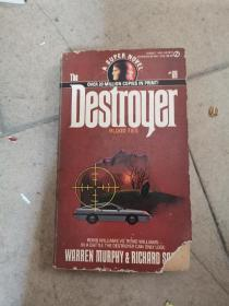 The destroyer :Blood ties
