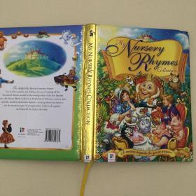 My Nursery Rhymes Collection Hardcover英文原版儿童书9781741829365