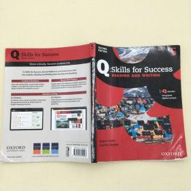 Q: Skills for Success Reading and Writing 2E Level 5 Student Book Student Edition西交利物浦大学教材9780194819503