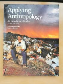 Applying Anthropology: An Introductory Reader (third edition)