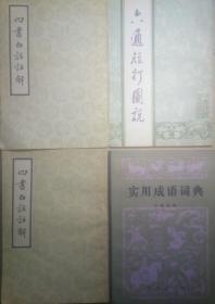 SF14 實用成語詞典(84年1版1印)