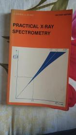 PRACTICAL X-RAY SPECTROMETRY(实物图)