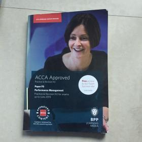 ACCA Approved:practice and revision kit