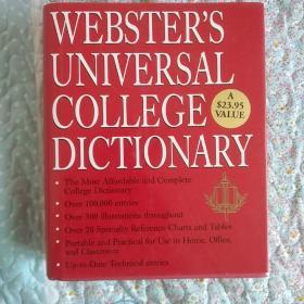 Webster universal college dictionary