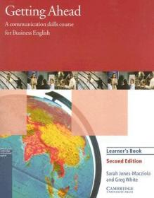 GettingAheadLearnersBook:ACommunicationSkillsCourseforBusinessEnglish 商务英语交流技巧(11)