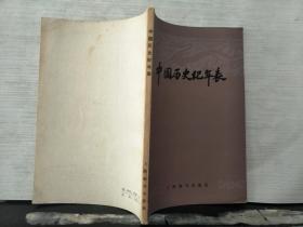 中國歷史紀年表