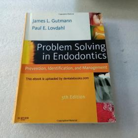 Problem Solving in Endodontics prevention,ldentifcation,and management 5th Edition