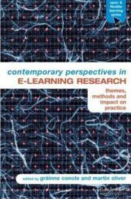 Contemporary Perspectives In E-learning Research: Themes Methods And Impact On Practice (open And F