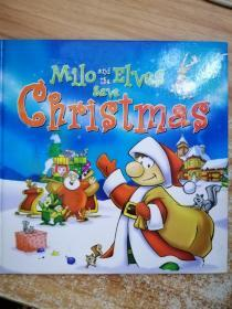 milo and the elves save Christmas
