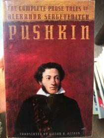 The Complete Prose Tales of Alexander Pushkin  ( 英文原版 )  普希金全集